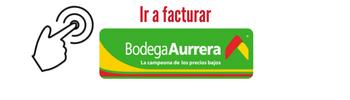 Botón para ir al sistema de facturación Bodega Aurrerá