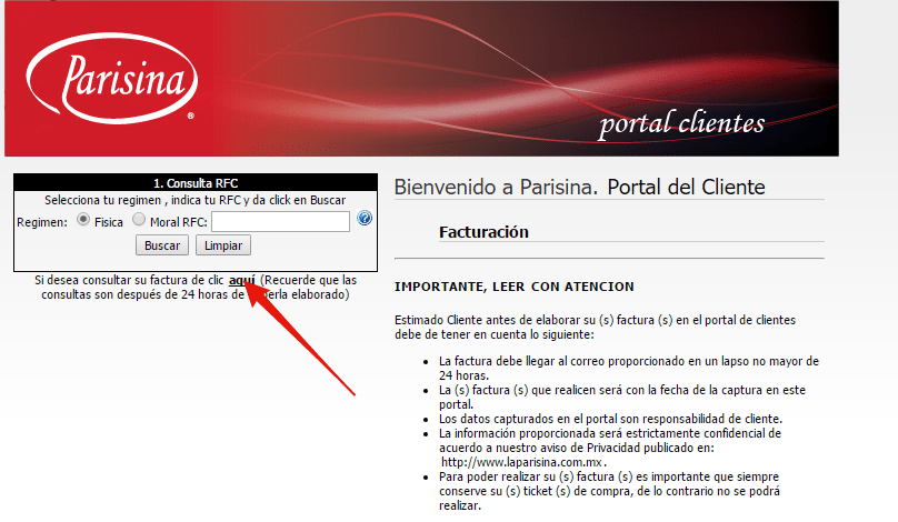 consultar-factura-parisina