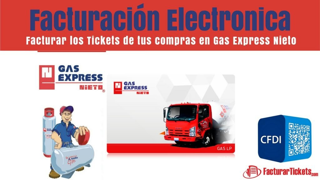 Facturacion electronica gas express nieto y plus gas