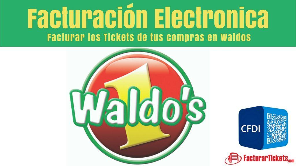 facturacion electronica waldos cfdi
