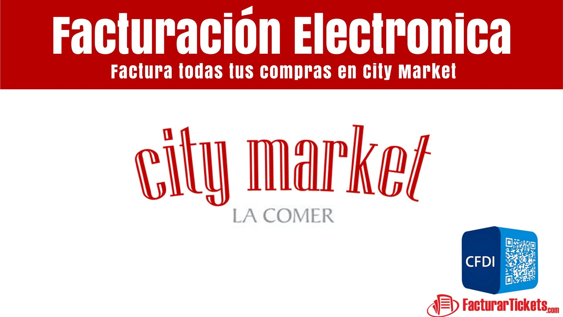 City Market Facturacion Electronica