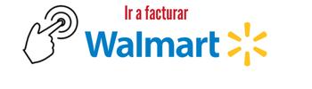 Botón para ir al sistema de facturación walmart