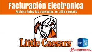 Little Caesars Facturacion en linea