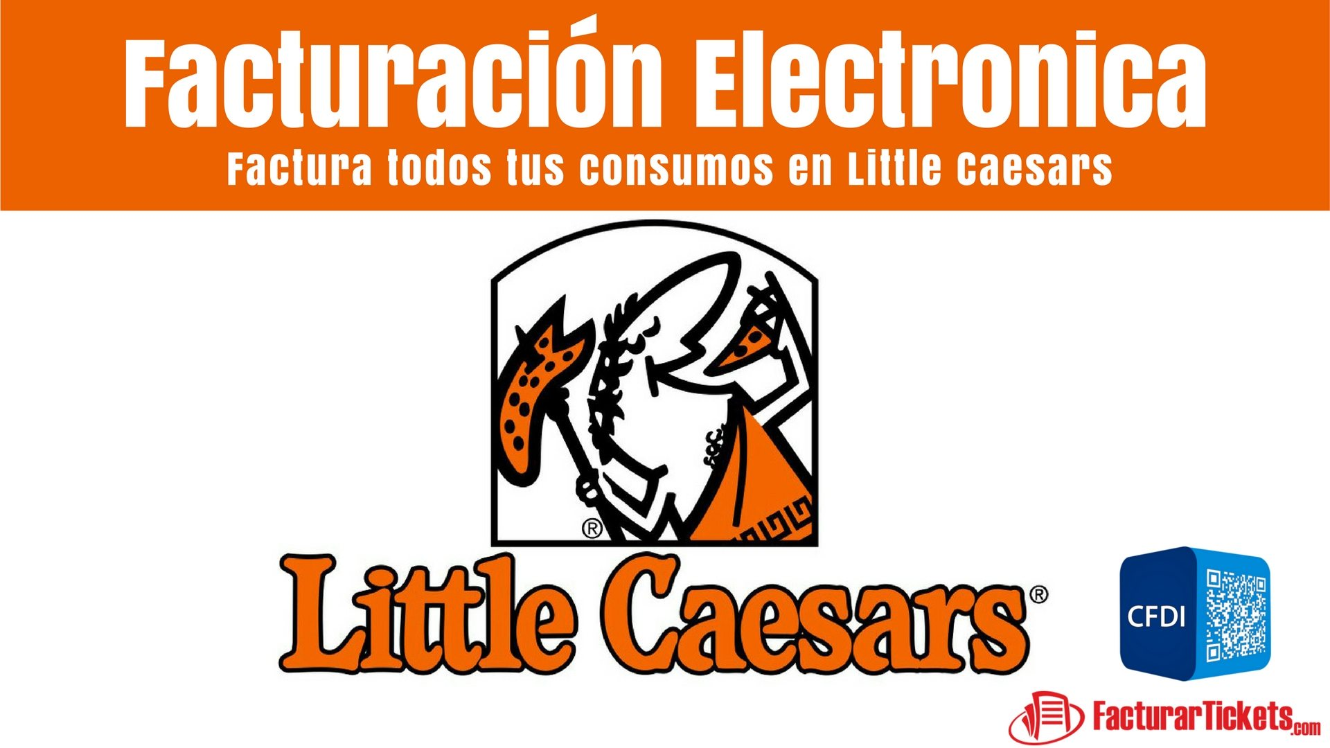 Little Caesars Facturacion en linea