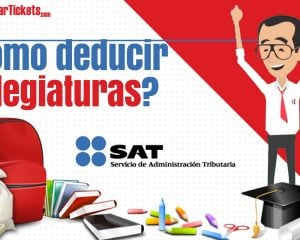 deduccion de colegiaturas sat