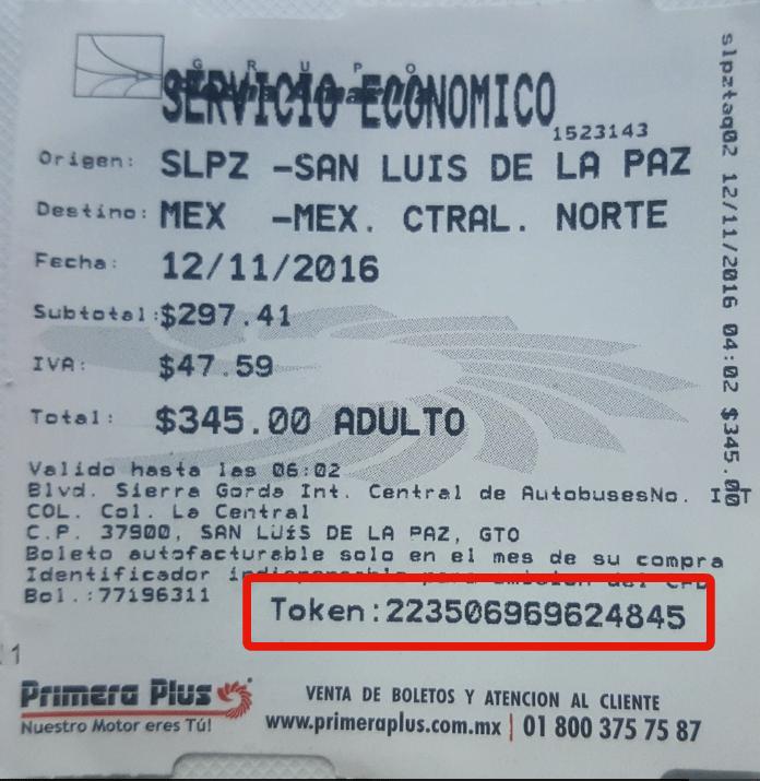 token-facturar-ticket-flecha-amarilla