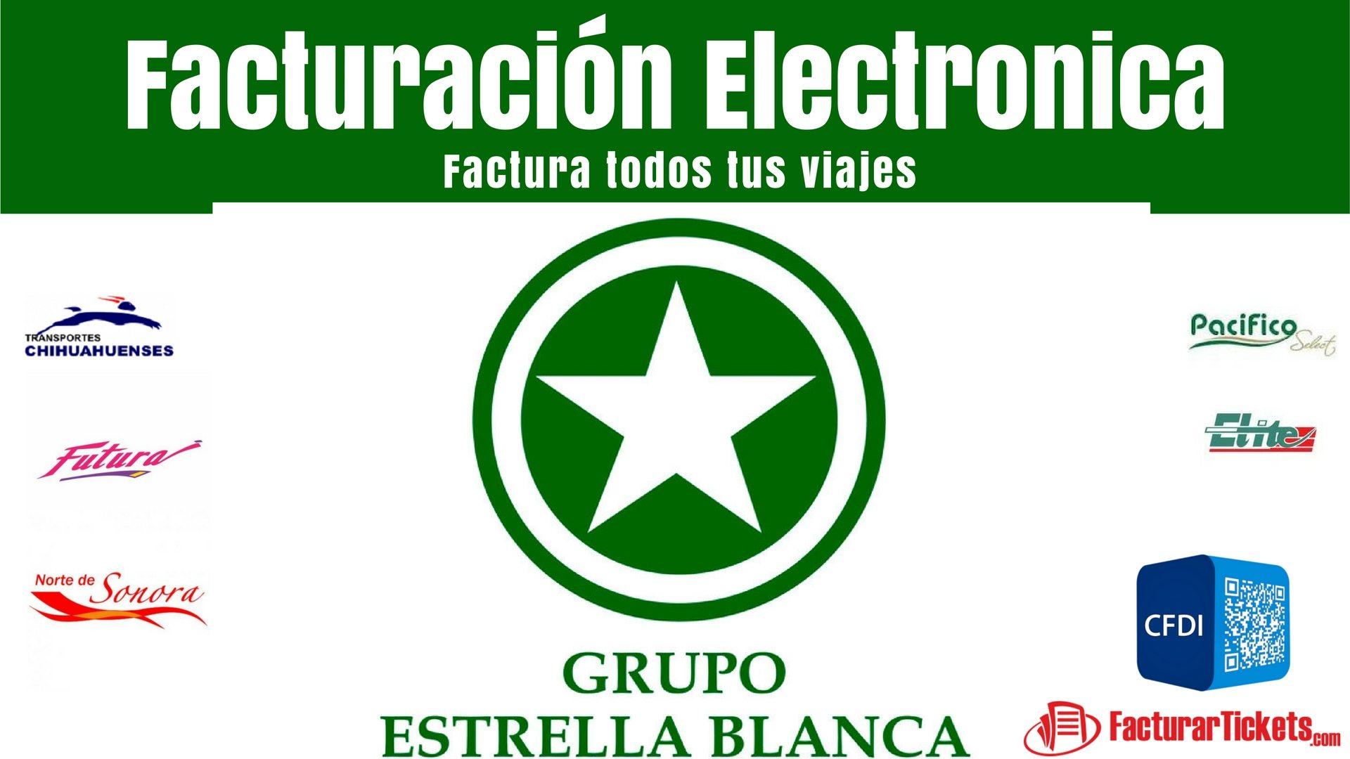 facturacion electronica estrella blanca