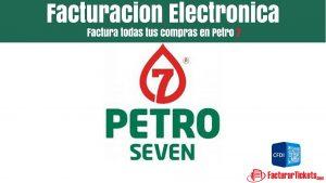 Sistema de Facturacion Petro 7 en linea