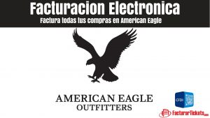 Facturacion American Eagle en linea