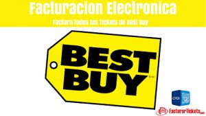 Facturacion Best Buy en linea