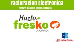 Facturacion Fresko en linea