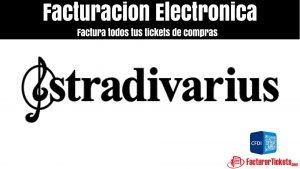 Facturacion Stradivarius xml y pdf
