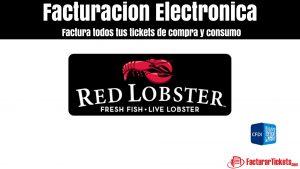Facturación Red Lobster en linea