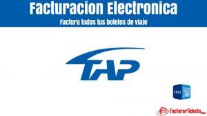 Facturación TAP en linea