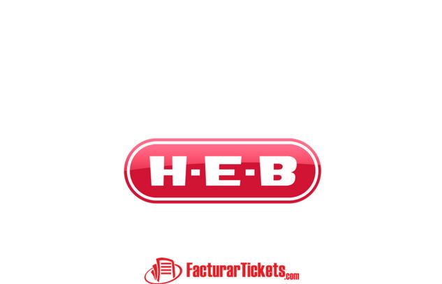Facturación HEB en linea