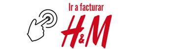 Botón para ir al sistema de facturación H&M