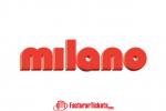 Milano facturación