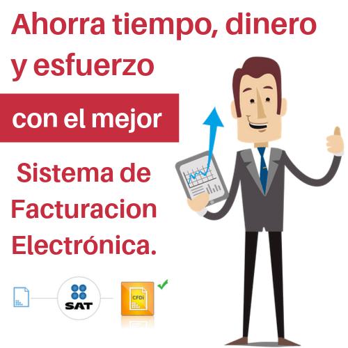Contrata el Mejor Sistema de Facturacion Electrónica