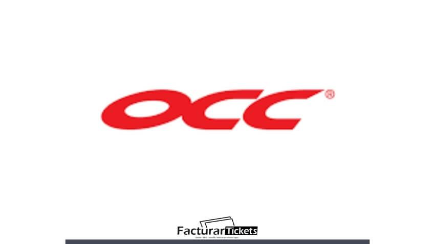 Logo facturar Autobuses OCC