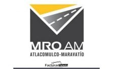 logo facturar Autopista Atlacomulco Maravatio