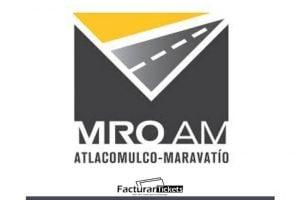 logo facturar Autopista Atlacomulco Maravatio