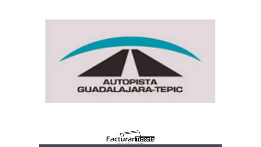 Logo facturar Autopista Guadalajara Tepic