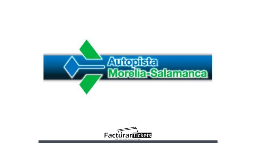 logo facturar Autopista Morelia Salamanca