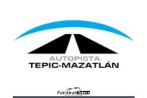 logo facturar Autopista Tepic Mazatlán