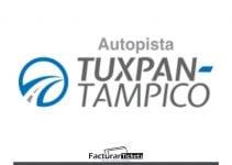 logo facturar Autopista Tuxpan - Tampico