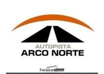 logo facturar Autopistas Arco Norte