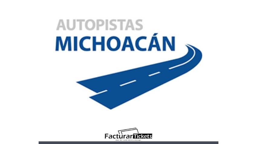 logo facturar autopistas michoacan