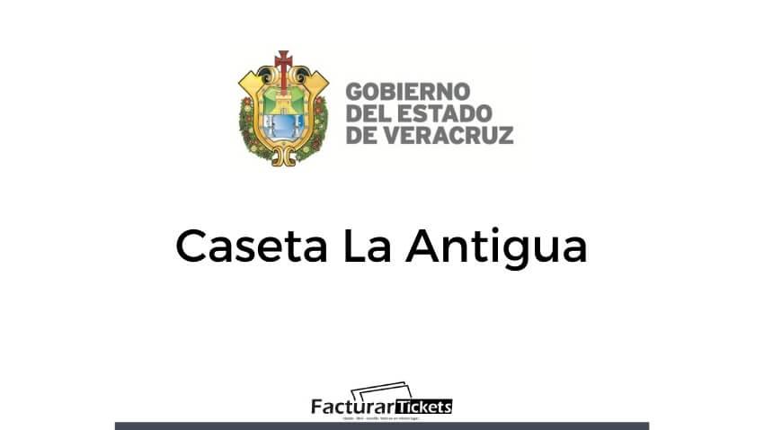 logo facturar Caseta La Antigua