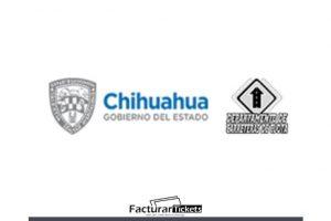 logo Facturar casetas chihuahua